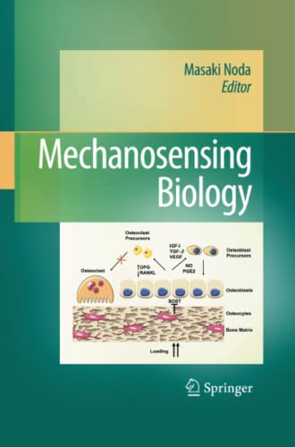 9784431546467: Mechanosensing Biology