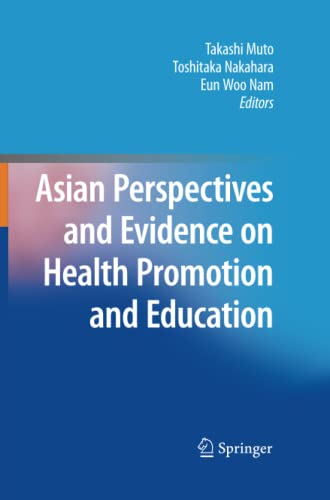 9784431546535: Asian Perspectives and Evidence on Health Promotion and Education
