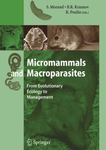 9784431546924: Micromammals and Macroparasites: From Evolutionary Ecology to Management