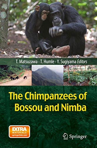 9784431547723: The Chimpanzees of Bossou and Nimba