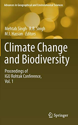 Climate Change and Biodiversity: Mehtab Singh