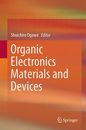 9784431556534: Organic Electronics Materials and Devices
