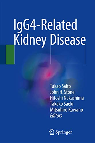 9784431556862: IgG4-Related Kidney Disease