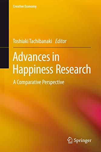 9784431557524: Advances in Happiness Research: A Comparative Perspective