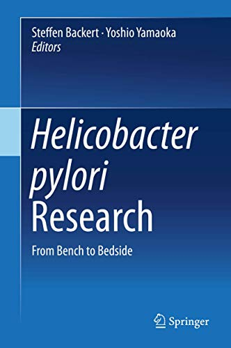 Helicobacter Pylori Research (Hardcover)