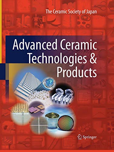 9784431561064: Advanced Ceramic Technologies & Products