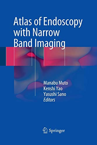 9784431561156: Atlas of Endoscopy with Narrow Band Imaging