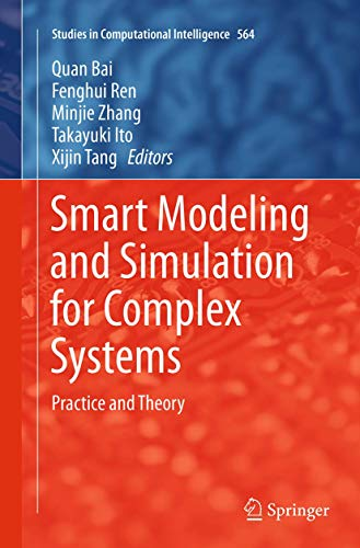9784431561569: Smart Modeling and Simulation for Complex Systems: Practice and Theory (Studies in Computational Intelligence)