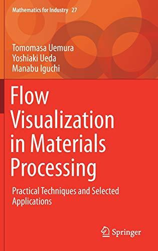 Flow Visualization in Materials Processing : Practical: Uemura, Tomomasa
