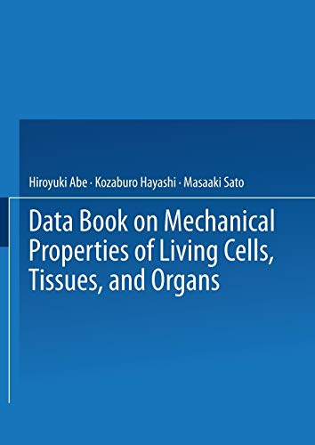 Data Book on Mechanical Properties of Living