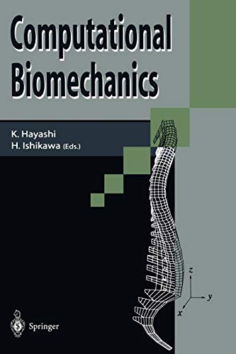 9784431669531: Computational Biomechanics