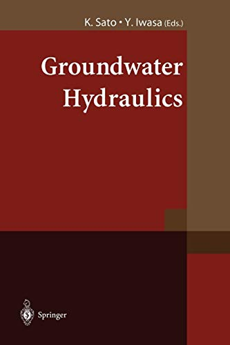 9784431679660: Groundwater Hydraulics