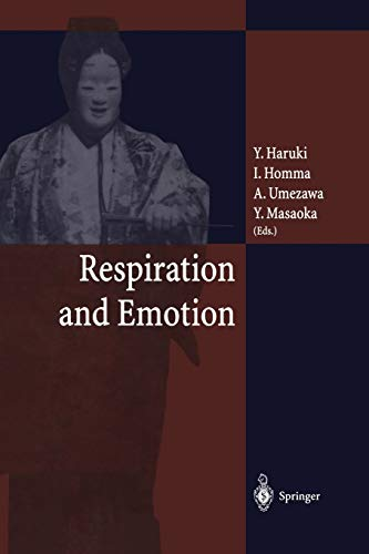 9784431679882: Respiration and Emotion
