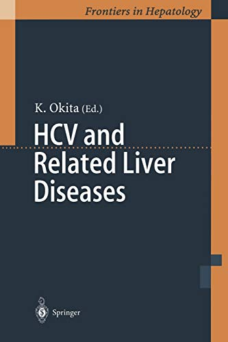 9784431684909: HCV and Related Liver Diseases