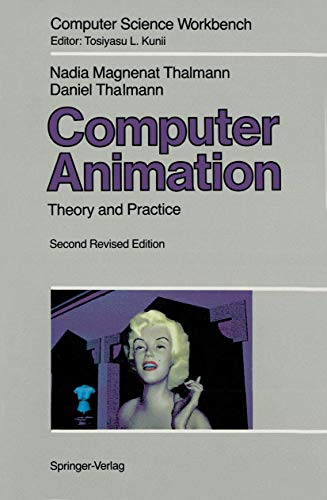 9784431700517: Computer Animation: Theory and Practice (Computer Science Workbench)