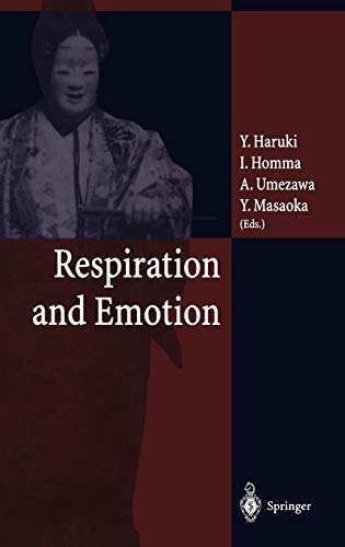 9784431702863: Respiration and Emotion
