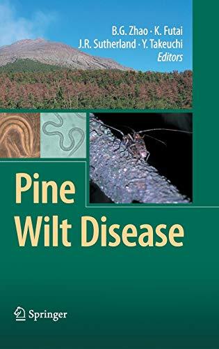 Pine Wilt Disease: Zhao, Bo Guang