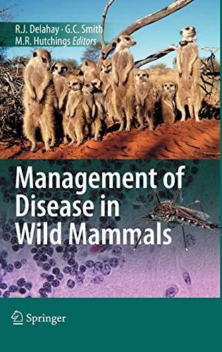 9784431771333: Management of Disease in Wild Mammals