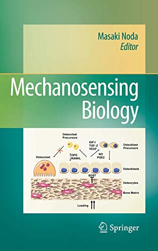 9784431897569: Mechanosensing Biology