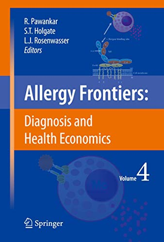 Allergy Frontiers: Diagnosis and Health Economics (Hardback)