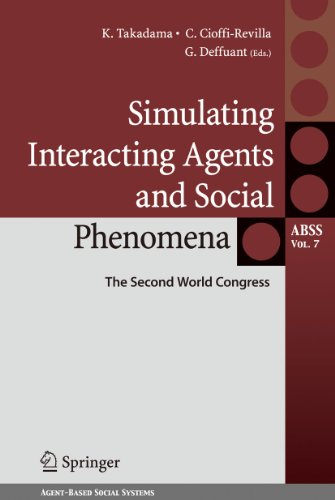 9784431997801: Simulating Interacting Agents and Social Phenomena: The Second World Congress (Agent-Based Social Systems)