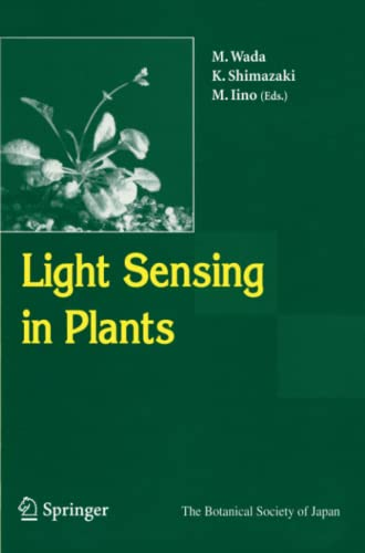 9784431998075: Light Sensing in Plants