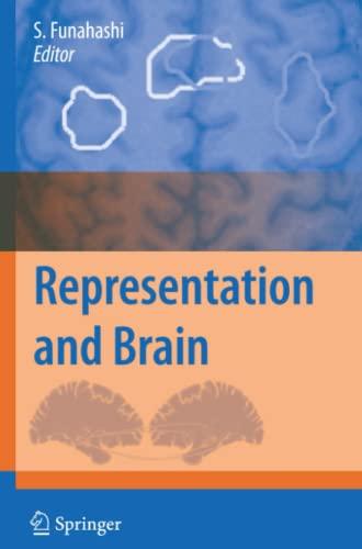 9784431998259: Representation and Brain