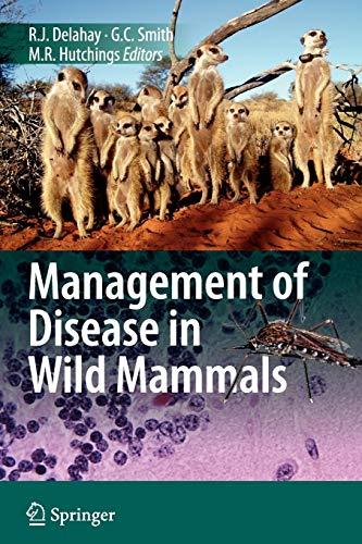 9784431998440: Management of Disease in Wild Mammals