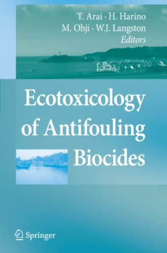 9784431998556: Ecotoxicology Of Antifouling Biocides