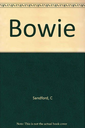 9784444403672: Bowie