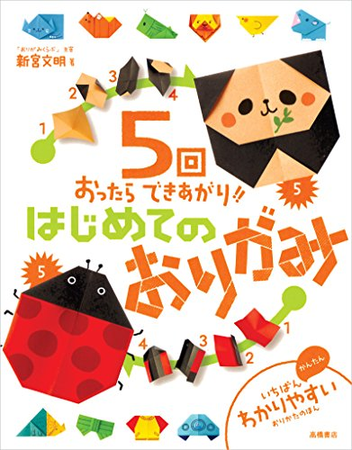 9784471123291: Gokai ottara dekiagari hajimete no origami.