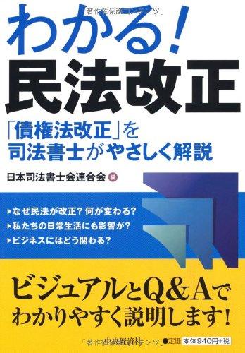 9784502063602: Wakaru minpo kaisei : Saikenho kaisei o shiho shoshi ga yasashiku kaisetsu.