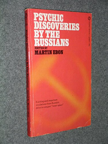 9784514859095: Psychic Discoveries by the Russians