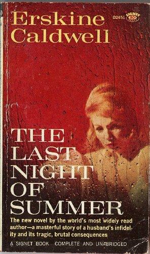 9784514947075: The Last Night of Summer