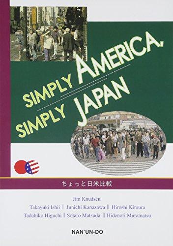 Simply America, Simply Japan: Knudsen, Jim