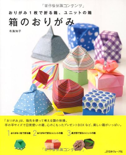 9784529051767: Origami Box (