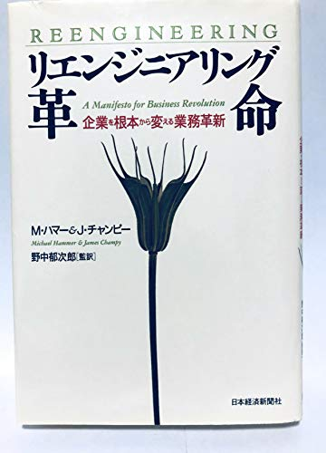 9784532142537: Reengineering: A Manifesto for Business Revolution [Japanese Edition]