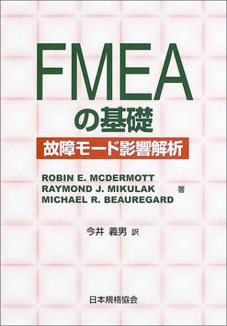 Basics of FMEA - failure mode and