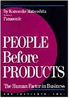 People Before Products (9784569537047) by Konosuke Matsushita