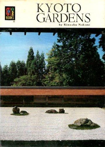 9784586540099: Kyoto Gardens (Color Book Series)