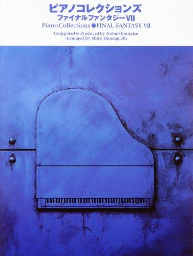 9784636258660: Final Fantasy VII Piano Collection Sheet Music