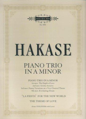 9784636801378: 葉加瀬太郎ピアノトリオ IN A MINOR