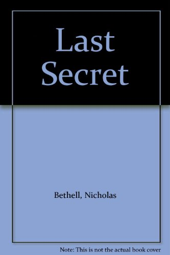 9784650381313: Last Secret