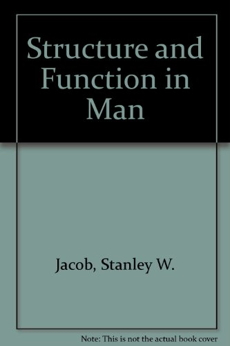 9784755700583: Structure and Function in Man
