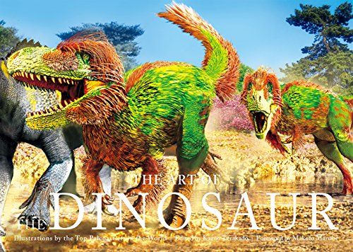 The Art of the Dinosaur: Illustrations by: Rey, Luis V.;