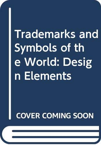 Design Elements: Trademarks & Symbols -- Volume: Kuwayama, Yasaburo