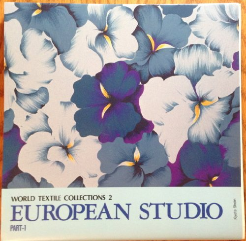 9784763680921: European Studio. Part 1 (World textile collections) (Japanese Edition)