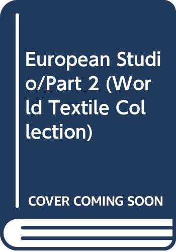 9784763681058: European Studios II (World Textile Collection)