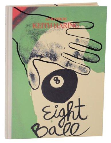 Keith Haring. Art Random. Eight Ball.: Haring, Keith