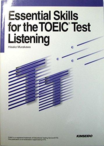 9784764738164: Essential Skills for the TOEIC Test―新TOEICテストのためのリスニングストラテジー